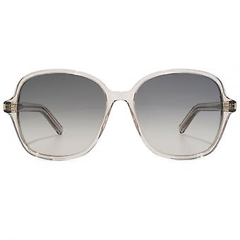 Saint Laurent Classic 8 Sunglasses In Pink