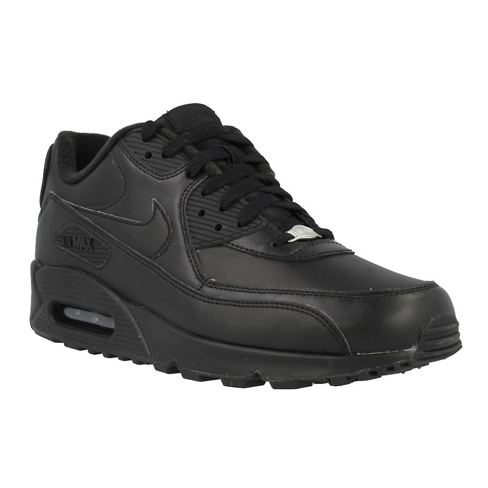 Nike Air Max 90 Leather 302519001 universal all year men chaussures