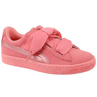 Puma Suede Heart SNK Jr 364918-05 Kids sneakers