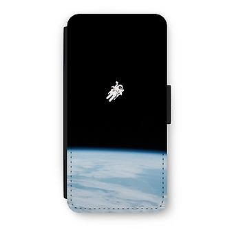 iPhone 6/6S Plus Flip Case - Alone in Space