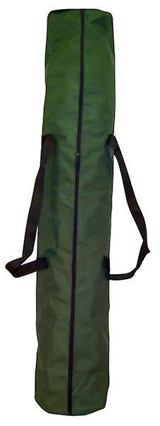 Awning Pole Zipped Carry Bag Large in waterproof heavy duty canvas material