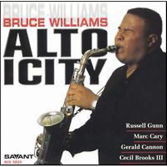 Bruce Williams - Altoicity [CD] USA import