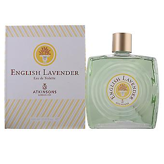 Atkinsons English Lavender Eau De Toilette 620ml Unisex New Scent Perfume Sealed