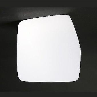 Left Stick-On Mirror Glass for Citroen DISPATCH Flatbed 1999-2004