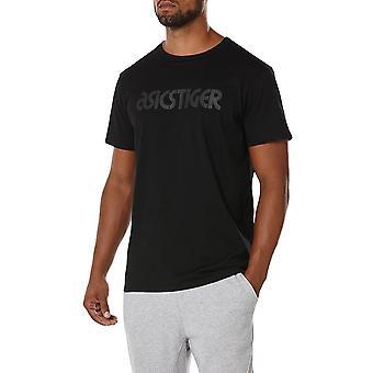 ASICs logotipo Tee A160680090 universal todos os homens do ano t-shirt