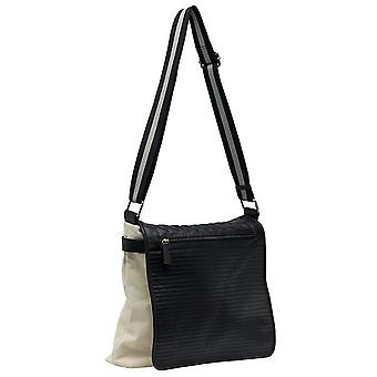 Burgmeister ladies shoulder bag T205-250 canvas/leather