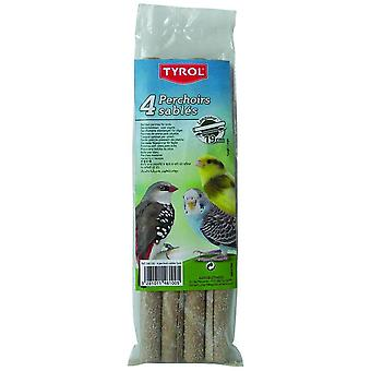 Tyrol Sanded Perches For BirdsTyrol (Birds , Bird Cage Accessories , Perches & Posts)