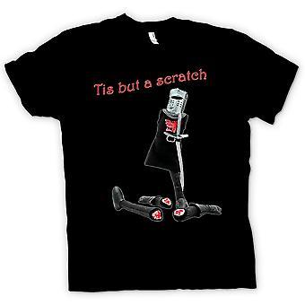 Herren T-Shirt - Monty Python - tis, aber ein Kratzer