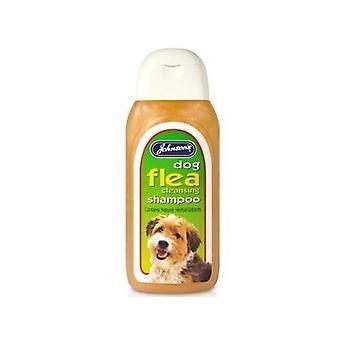 (10 Pack) Johnson's  Dog Cleansing Shampoo 200ml