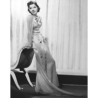Frances Lagford Portrait