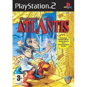 Rijk van Atlantis (PS2)