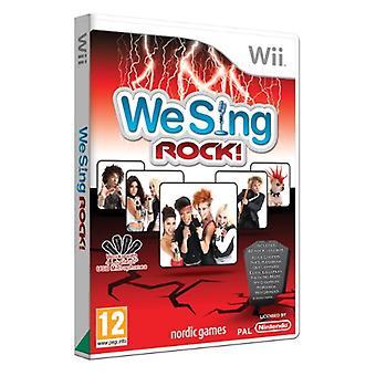Nous chantons Rock (Wii)