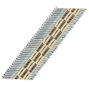 Bague acier galvanisé DeWALT clous 2,8 x 75mm QTY 2200