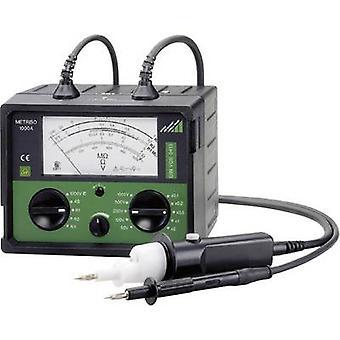 Gossen Metrawatt M 540 C Insulation tester 50 V, 100 V, 250 V, 500 V, 1000 V 400 MΩ Calibrated to Manufacturer's standar