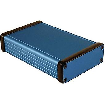 Hammond Electronics 1455J1201BU Universal enclosure 120 x 78 x 27 Aluminium Blue 1 pc(s)