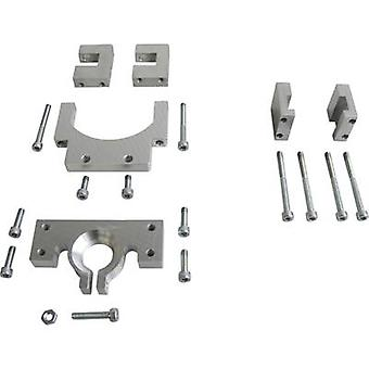 Adaptador RF1000 para Dremel® 3000/4000 conveniente para (impresora 3D): Renkforce RF1000