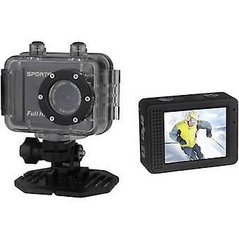 Denver ACT-5002 Action camera Full HD, Dustproof, Waterproof