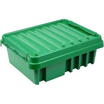 Heitronic 21044 Distribution box Green
