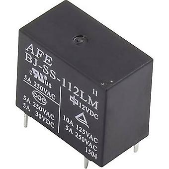 AFE BJ-SS-105LM PCB relay 5 Vdc 10 A 1 maker 1 pc(s)