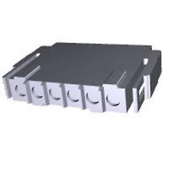 TE Connectivity Socket enclosure - cable Metrimate Total number of pins 6 Contact spacing: 5 mm 207377-1 1 pc(s)