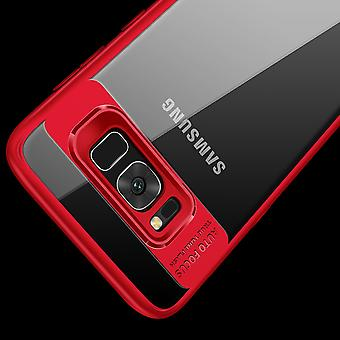 Ultra slim case for Samsung Galaxy J6 2018 mobile case protection cover Red