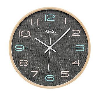 Wall clock radio AMS - 5513