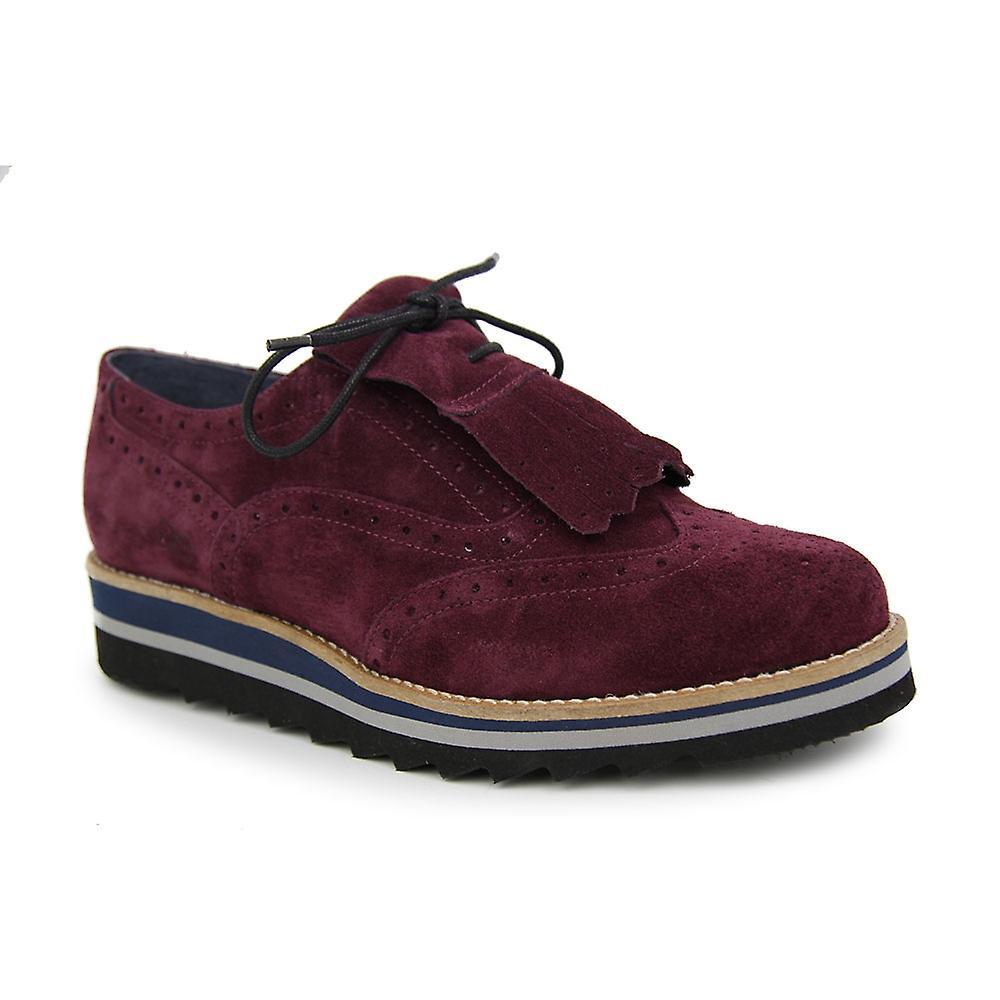 chaussures lacées Liberitae et bleucher chaussures Oxford Libby avant Bordeaux 21703325-03
