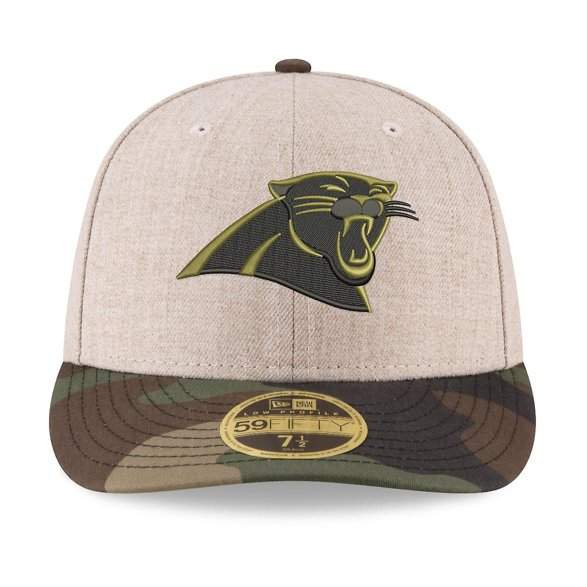 buy popular 5aa48 0db0c New era 59Fifty LP fitted cap - NFL Carolina Panthers