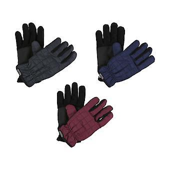 Regatta Herren gesteppte Handschuh