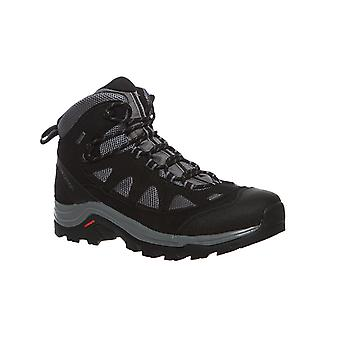 Salomon men's hiking boots authentic Goretex black