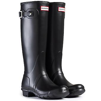 Mens Hunter Wellington Boots Original Tall Rain Snow Wellies New