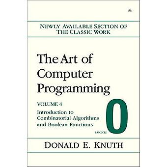 The Art of Computer Programming - Introduction to Combinatorial Algori