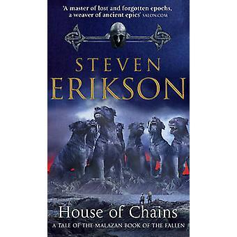 Huis van ketens door Steven Erikson - 9780553813135 boek