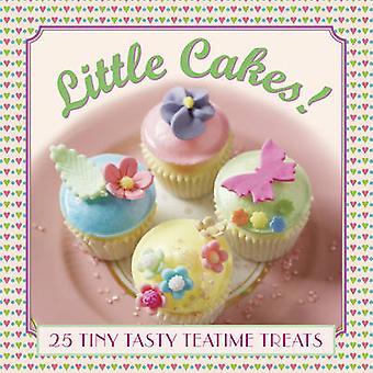 小さなケーキ!-キャロル牧師 - 978075 で 25 小さなおいしいお茶の時間扱い