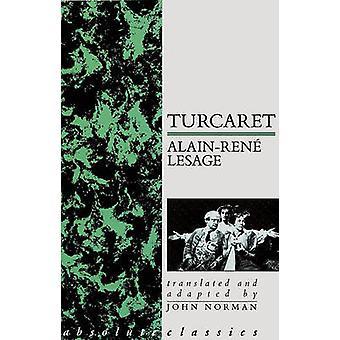 Turcaret (Neuauflage) von Alain-René Lesage - J. Norman - 97809482301