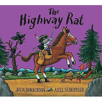 The Highway Rat Christmas by Julia Donaldson - 9781407174563 Book