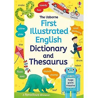 Tout d'abord Illustrated Dictionary and Thesaurus par Jane Bingham - 97814749