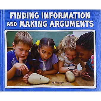 Localizando informações e fazendo argumentos por Riley Flynn - 97814747225
