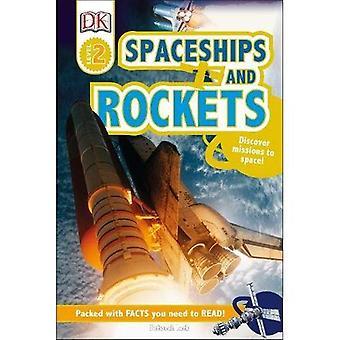 Rymdskepp och raketer (DK läser början att läsa)