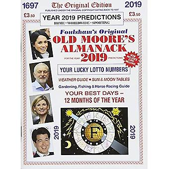 Old Moore's Almanac 2019