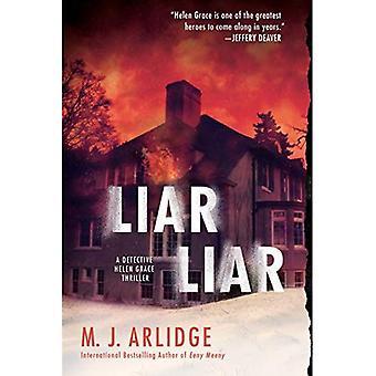 Liar Liar (Helen Grace Thriller)