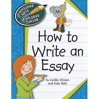 Hur man skriver en uppsats (Language Arts Explorer Junior)