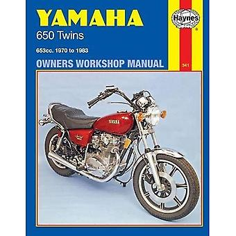 Yamaha 650 Twin 1970-83 Owners Workshop Manual (Haynes Owners Workshop Manuals)