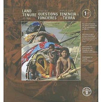 Land Tenure Journal