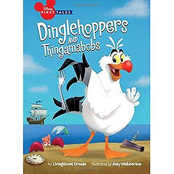 Disney First Tales: The Little Mermaid: Dinglehoppers and Thingamabobs (Disney First Tales)