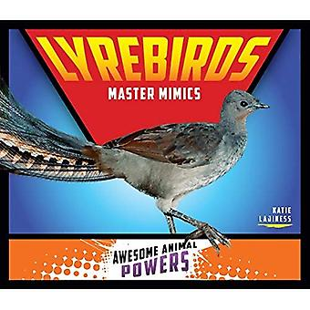 Lyrebirds: Master härmar (Awesome djur befogenheter)