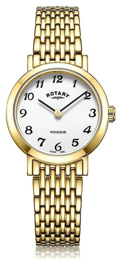 rougeary   Mesdames or Plated Bracelet   Watch LB05303 18