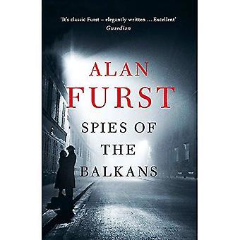 Spioner på Balkan
