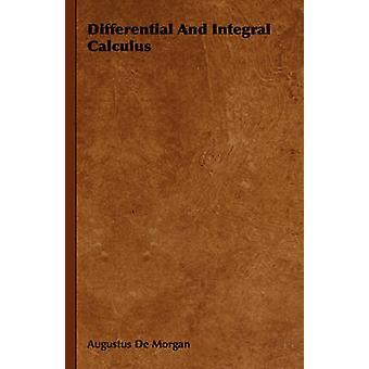Calcul différentiel et intégral par De Morgan & Auguste