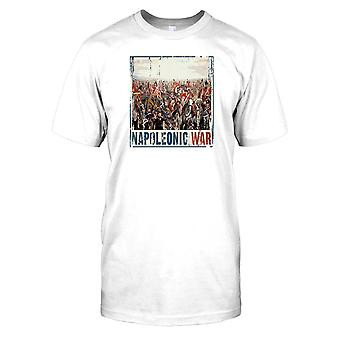 Koszulka męska wojny napoleonskiej